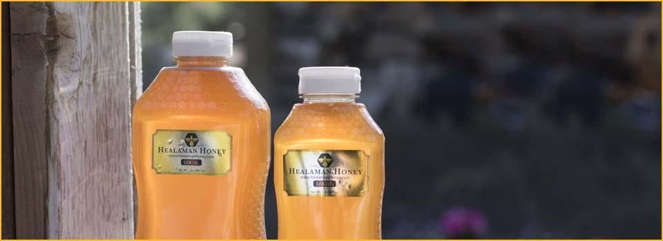 washington local honey